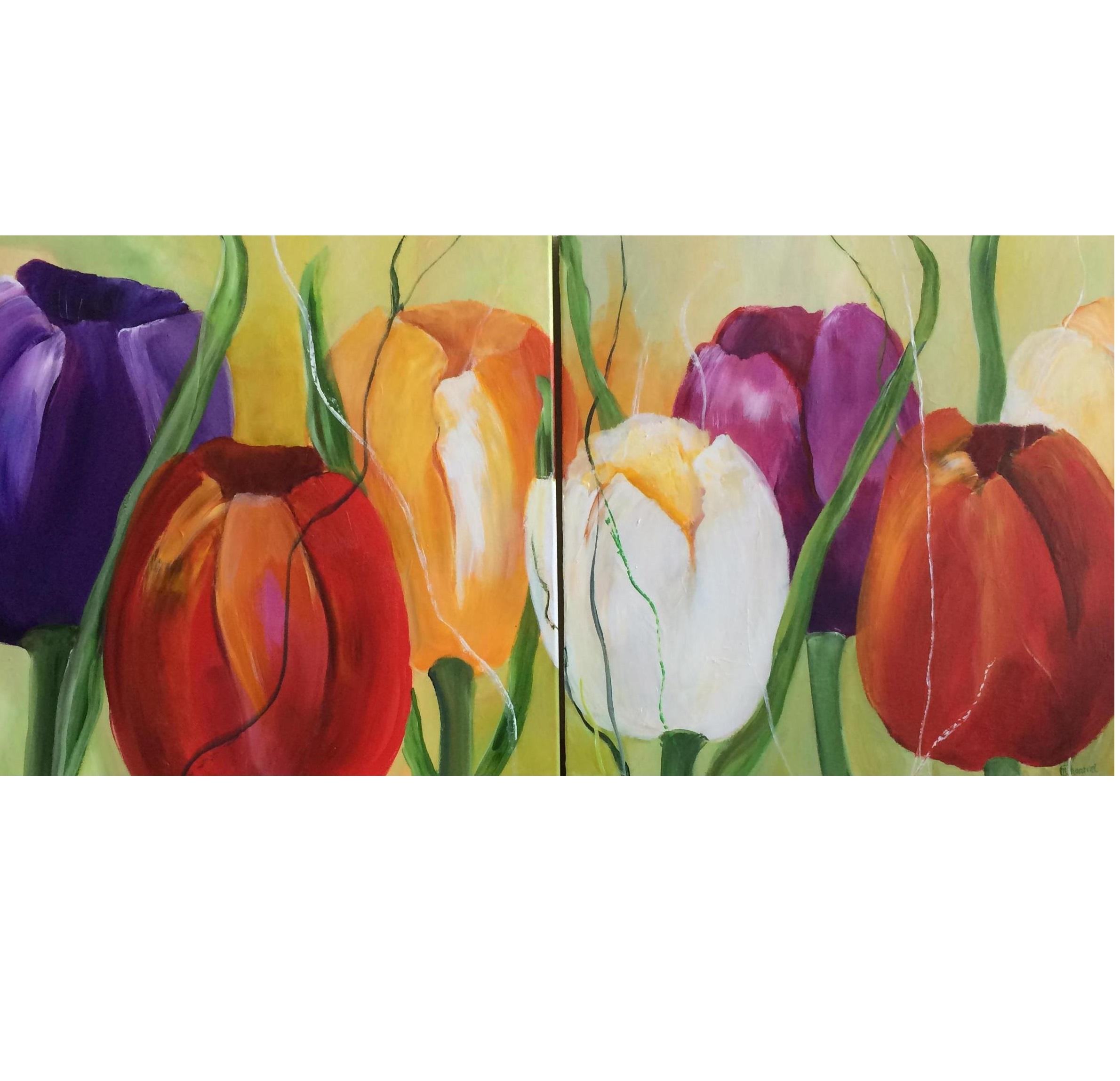 Tulips 2 (tweeluik)