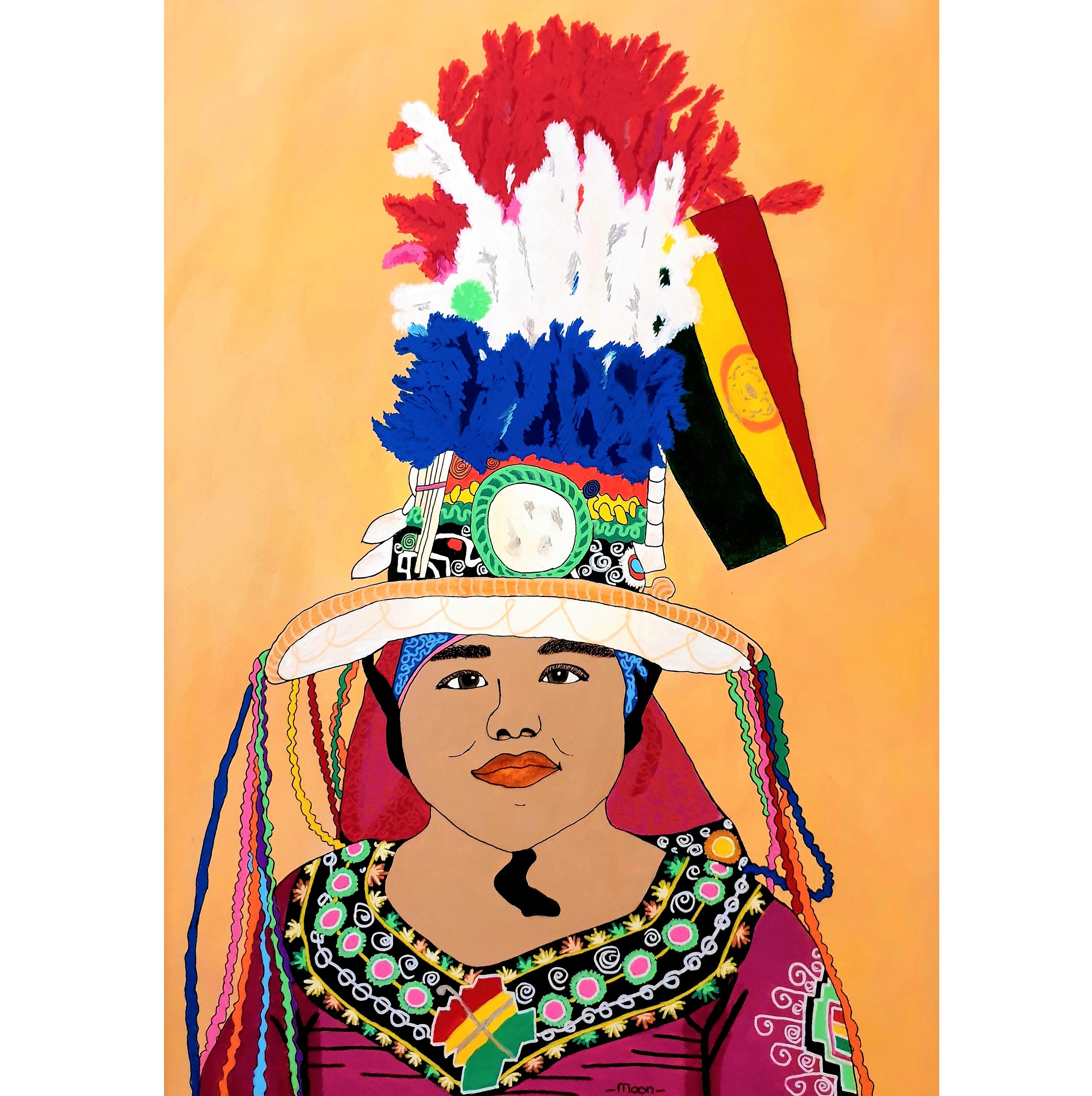 Boliviaans Meisje