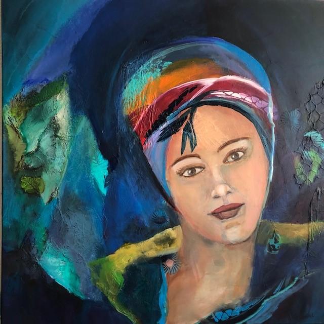 Colourful portret (6)